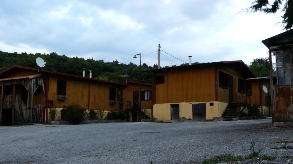 baracche terremoto