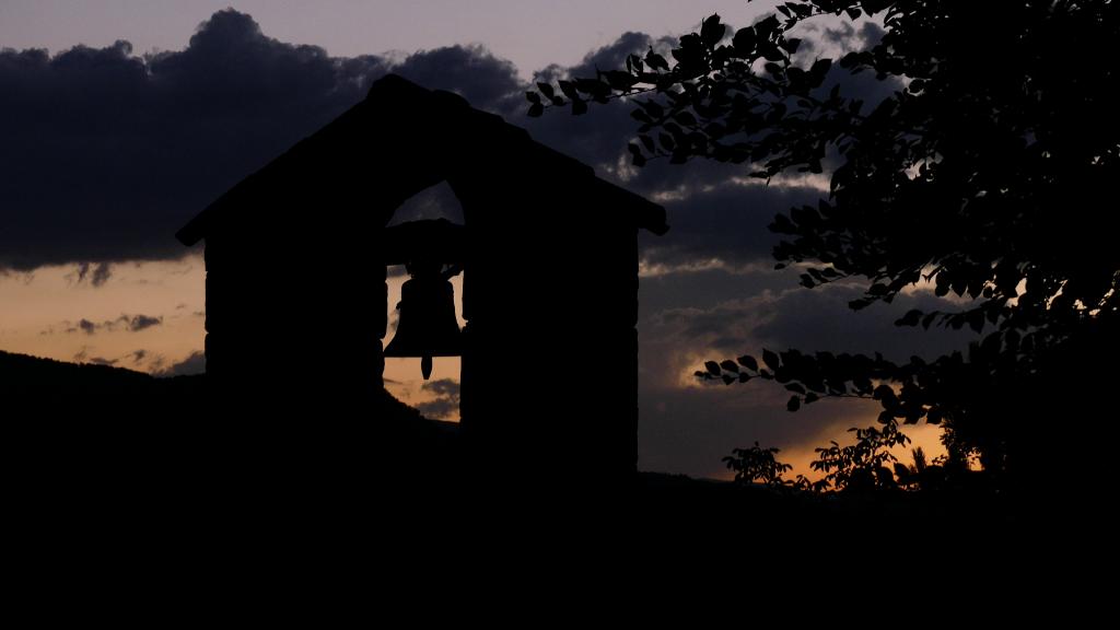 stivigliano tramonto